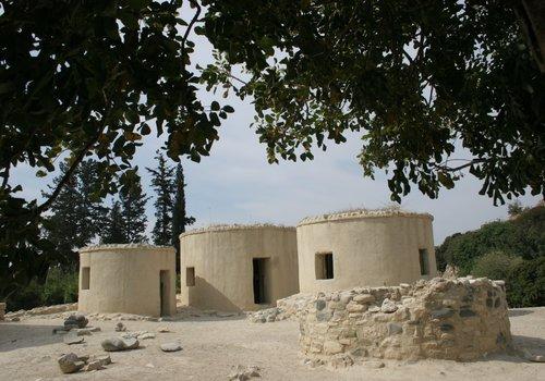 Choirokoitia Neolithic Settlement (Larnaca, archaeological site, village, landmark).JPG