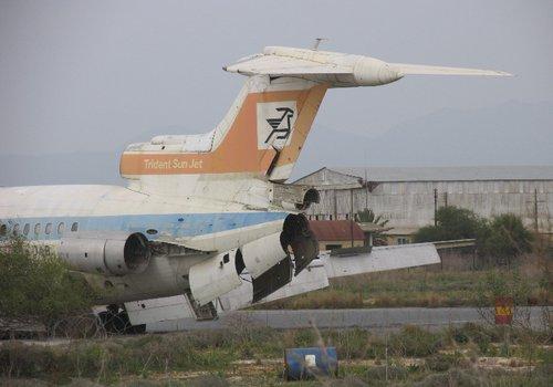 Nicosia Old Airport