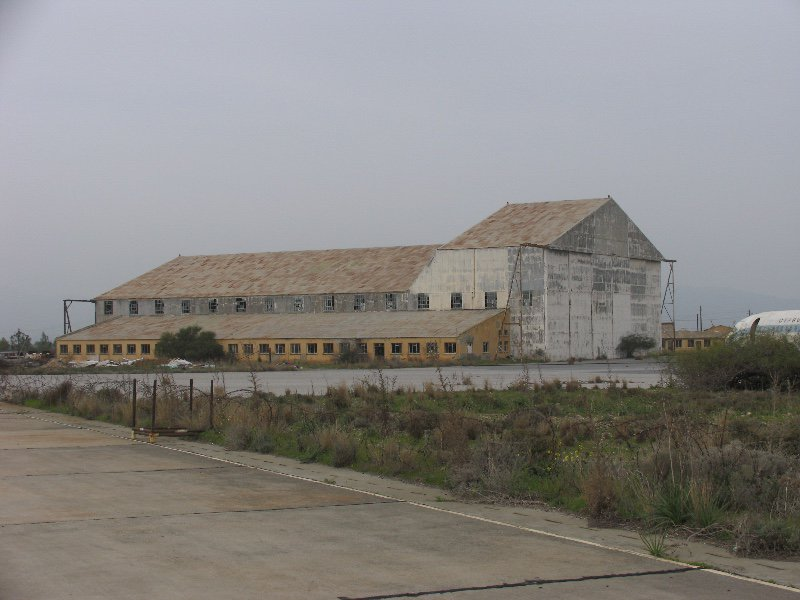 Nicosia Old Airport