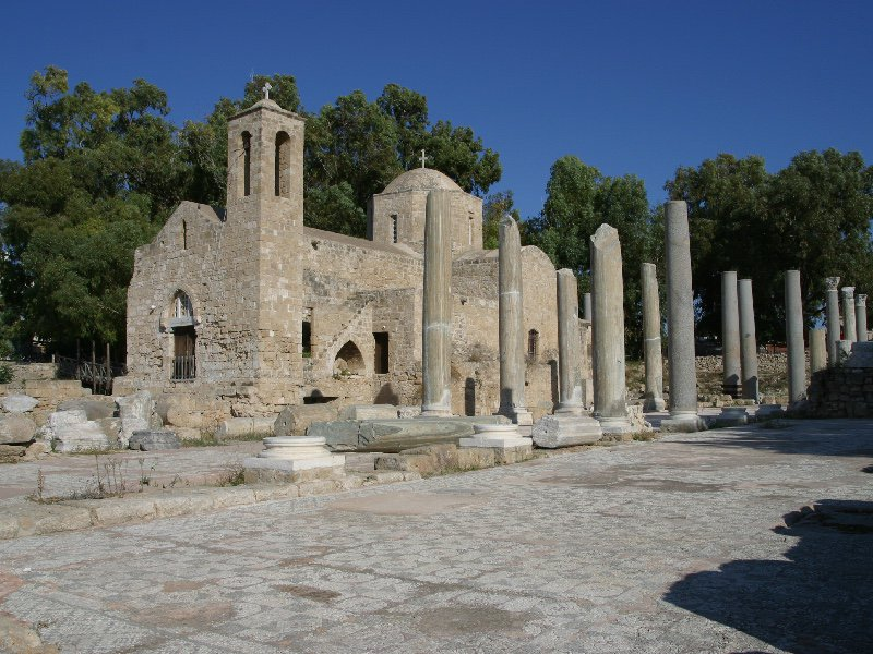 Chrysospiliotissa Ayia Paraskevi Paphos