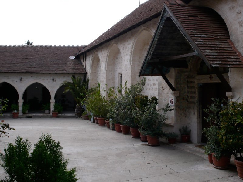 Panagia Chrysorrogiatissa Monastery Paphos